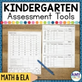 Kindergarten Assessment Tools