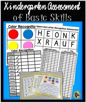 Kindergarten Assessment of Basic Skills