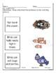 Kindergarten Assessments Math and ELA Bundle