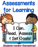 Kindergarten and Pre-K Assessments for Learning