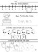 Kindergarten August Math Journal - Common Core