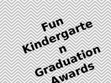 Kindergarten Awards