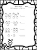 Kindergarten Back To School Math Fun