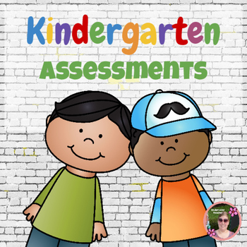 Kindergarten Reading and Math Assessment Forms