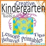 Kindergarten Back to School – Kindergarten Creative ULTRA-BUNDLE