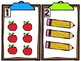 Kindergarten Back to School Math Center - Beginning of the Year - Count the Room