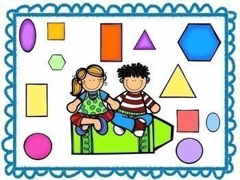 Kindergarten Beginning of the Year Math Centers- 7 Aug. or Sept. Math Centers