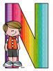 Kindergarten Banner  Motivo Melonheadz