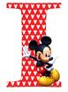 Kindergarten Banner  Motivo Mickey