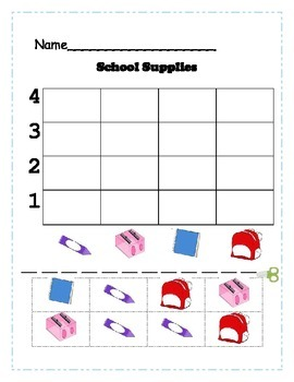 Kindergarten Bar Graphs