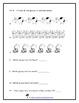 Kindergarten Base Ten, Measurement, and Data Quiz