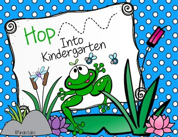 Kindergarten Basic Skills: Frog Theme