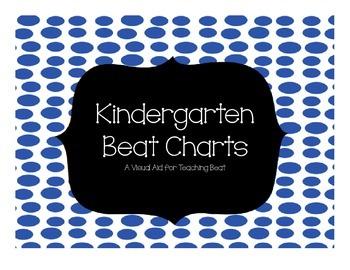 Kindergarten Beat Charts