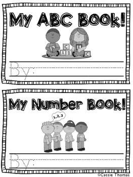 Kindergarten {Beginner in Kinder!}