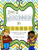 Kindergarten {Beginner in Kinder!}