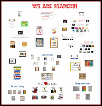 Kindergarten Beginning Reading Prezi
