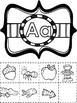Kindergarten Beginning Sounds Crowns A-Z