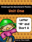 Kindergarten Benchmark Literacy Phonics Unit 1