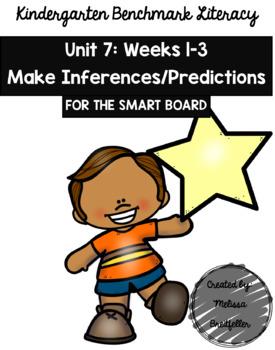 Kindergarten Benchmark Literacy Unit 7