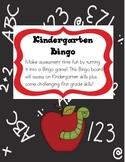 Kindergarten Bingo