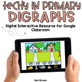 Kindergarten Blends and Digraphs Bundle for Google Classroom