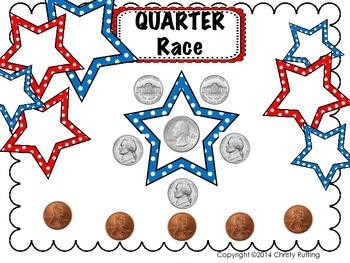 Race to a Quarter