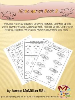 Kindergarten Book 2