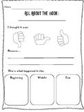 large 3807341 1 - Kindergarten Book Report