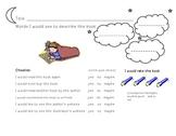 Kindergarten Book Report: Flashlight Style