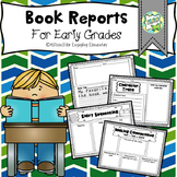 Book Reports for Early Grades