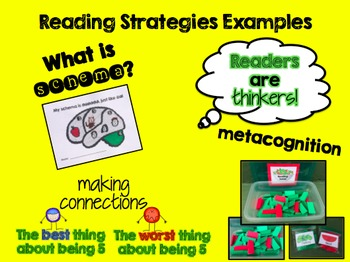 Kindergarten Book Study Overview