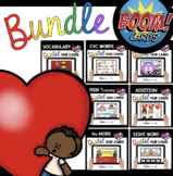 Kindergarten Boom Cards for Valentine's Day - Digital Febr