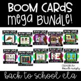 Kindergarten Boom Cards l ELA Back to School Mega Bundle D