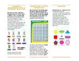 Kindergarten Brochure What Your Child Needs to Know Math