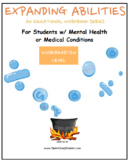 Kindergarten Bundle for Students with Mental Health or Medical Conditions