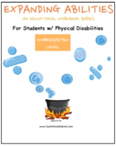 Kindergarten Bundle for Students with Physical Disabilities