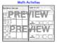 Kindergarten Sub Plans December Hibernation C.C. Aligned + Editable Info Binder