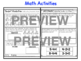 "Kindergarten C.C. Aligned January ""Winter"" Print & Go Sub Plan+Editable Sub Info"