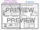 Winter Kindergarten Sub Plans January C.C. Aligned + Editable Sub Info Binder