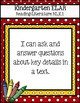 "Kindergarten CCSS ""I can""Poster Bundle: Primary Colors"