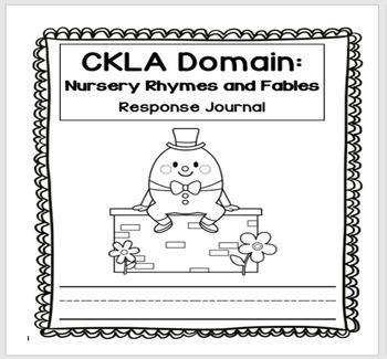 Kindergarten CKLA Domain 1 Journal