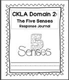 Kindergarten CKLA Domain 2 Journal