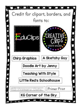 Kindergarten CKLA Domain 3 Journal