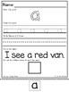 Kindergarten CKLA Skills Unit 8 Tricky Words