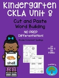 Kindergarten CKLA Skills Unit 8 Word Building - Double Consonants