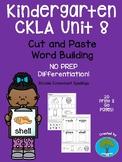 Kindergarten CKLA Skills Unit 8 Word Building - Double Consonants