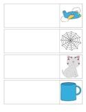 Kindergarten CVC Word Work