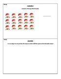 Kindergarten Calendar Packet - December