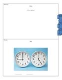 Kindergarten Calendar Packet - January