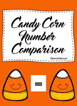 Kindergarten Candy Corn Comparison